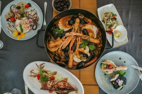 Restaurant Dubrovnik Lopud TOP 2